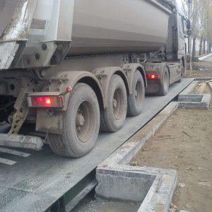 Автовесы - установка в Саратове