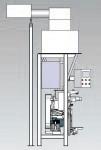 Фасовочный дозатор плохо сыпучих продуктов Гамма АКД-30…130(П)-3(К,П)-Ш165_88-КШП