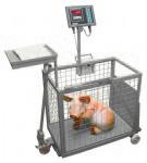 Весы для взвешивания животных ВПА Малыш