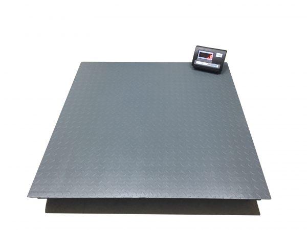 Платформенные электронные весы ВП