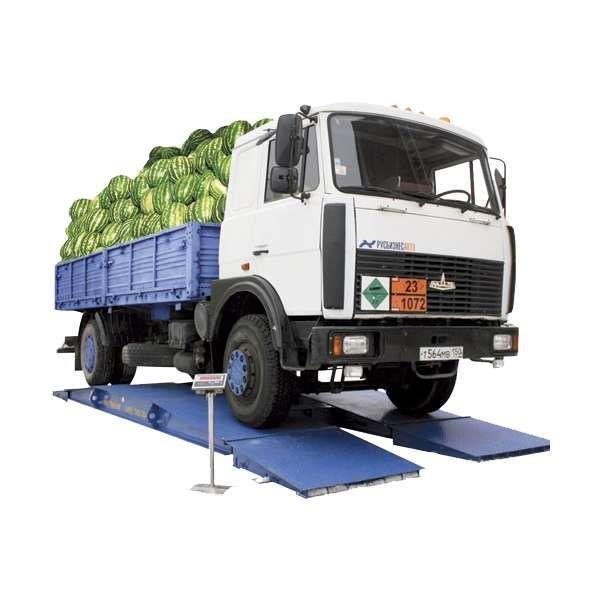 При этом интенсивность взвешивания ограничена только качеством площадки весы автомобильные на 40 тонн 8 м.